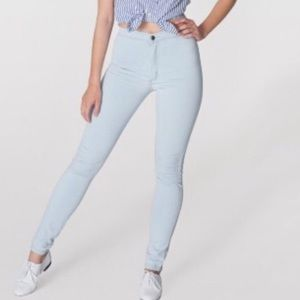 AMERICAN APPAREL EASY JEAN